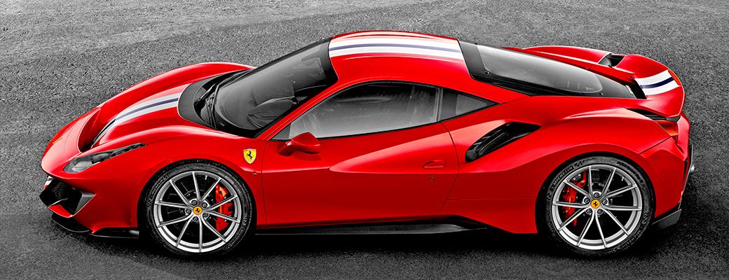Michelin Pilot Sport Cup 2 OE for New Ferrari 488 Pista