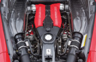 Ferrari V8 Engine Wins International Engine of the Year Award for Third Consecutive Year