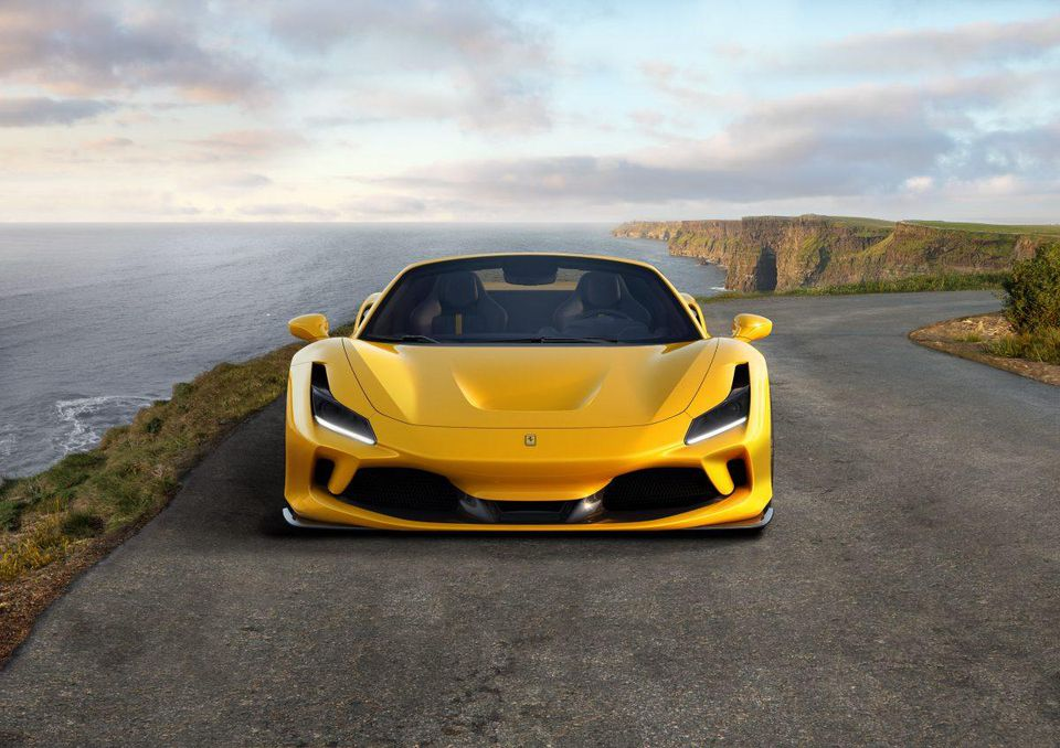 Ferrari Vows to Limit Production to Maintain Status