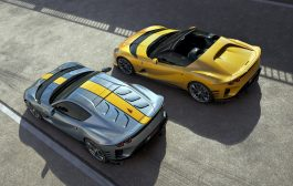 812 Competizione and 812 Competizione A: Two Interpretations of Ferrari's Racing Soul