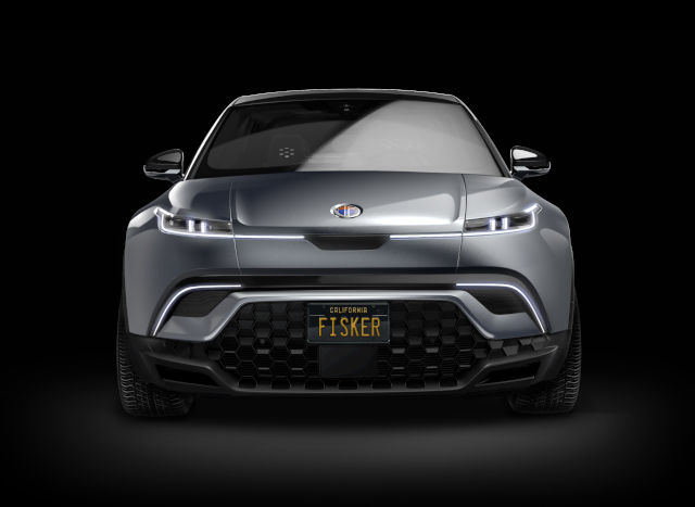 Fisker Reveals More Details about New Electric SUV