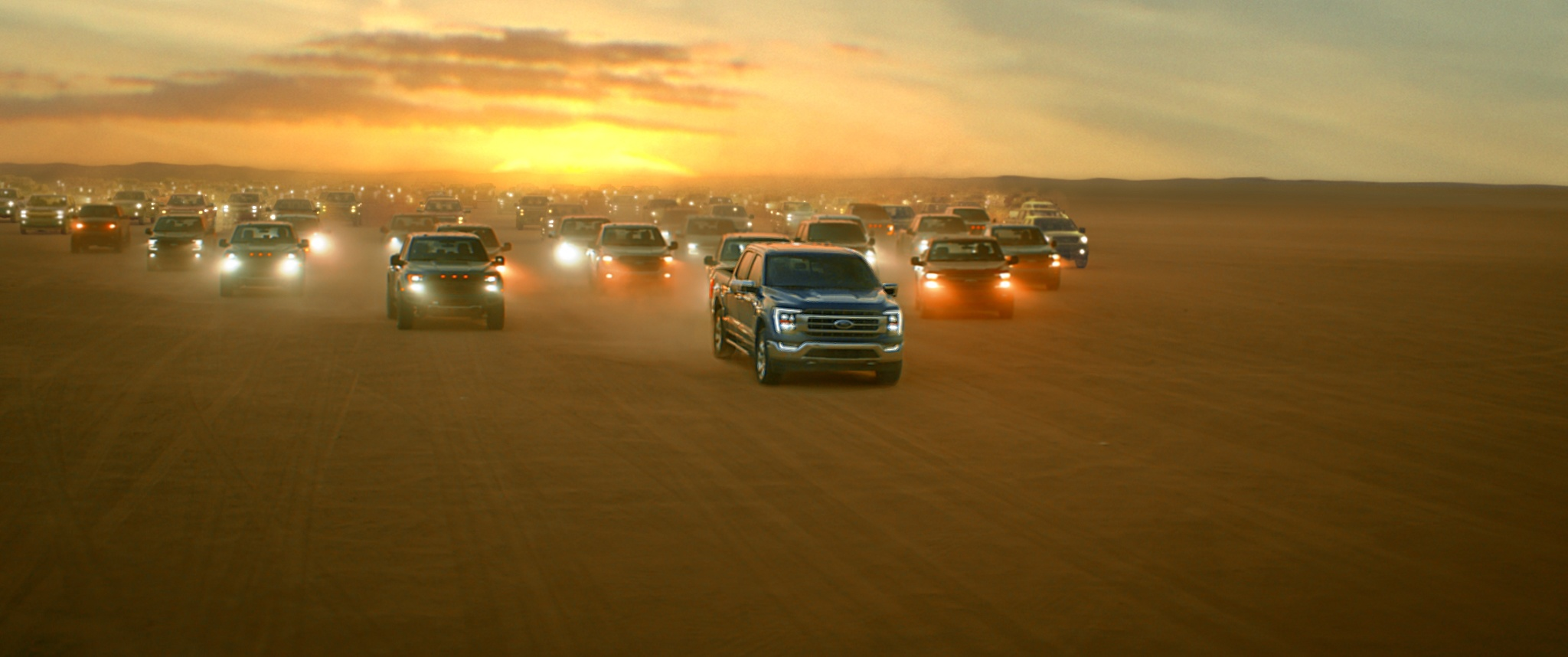 Ford Direct Markets Joins Forces with F-150 Clubs and Owners to Launch the Middle East's Favourite Truck