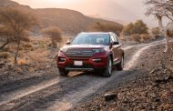 All-New Ford Explorer's handling and power make it your ideal weekend escape vehicle
