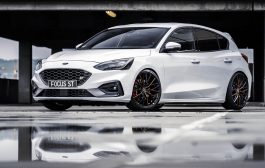 JMS meets Barracuda Racing Wheels: 19-inch wheels and more at the Focus top model