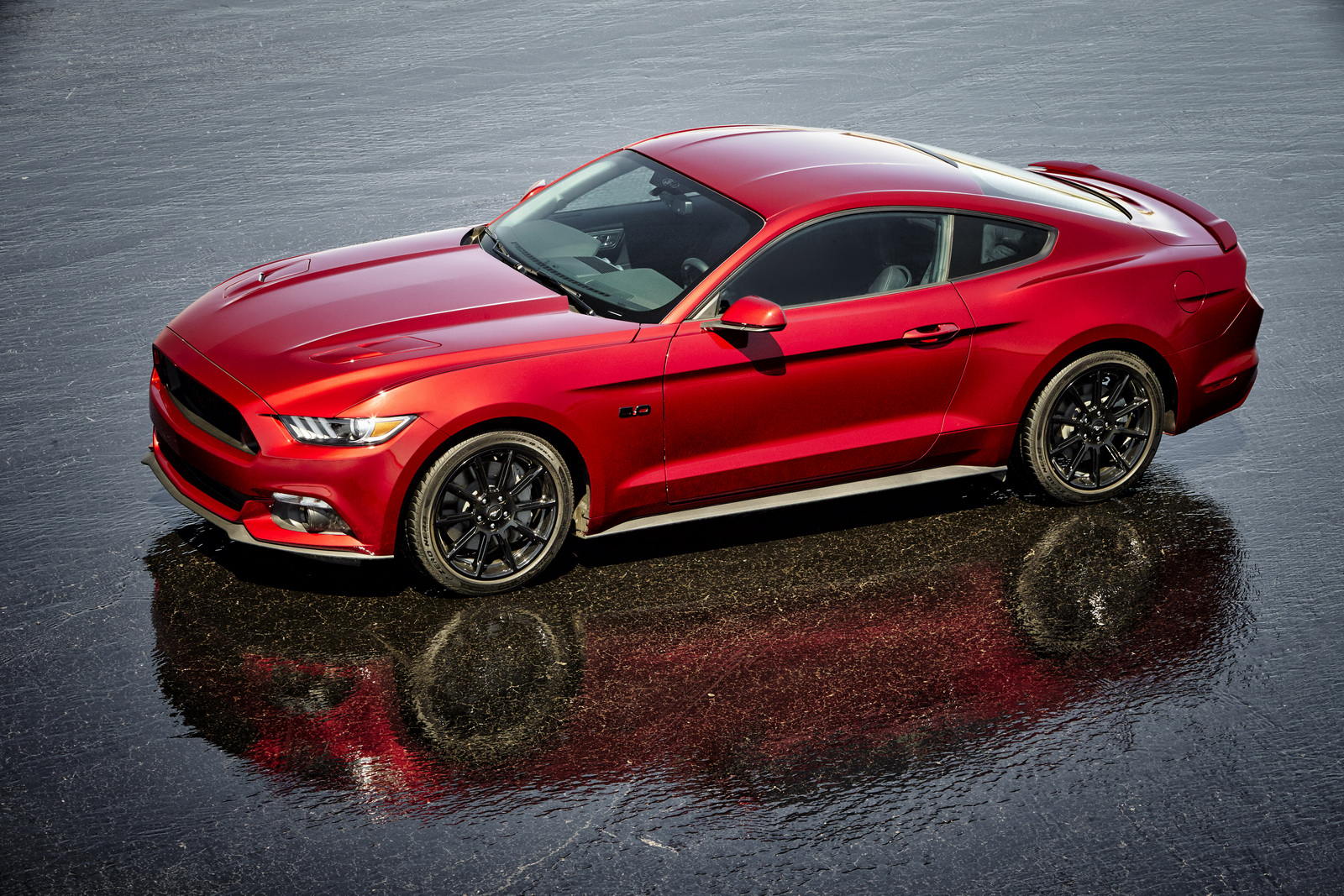 Ford debuts performance power packages for mustang