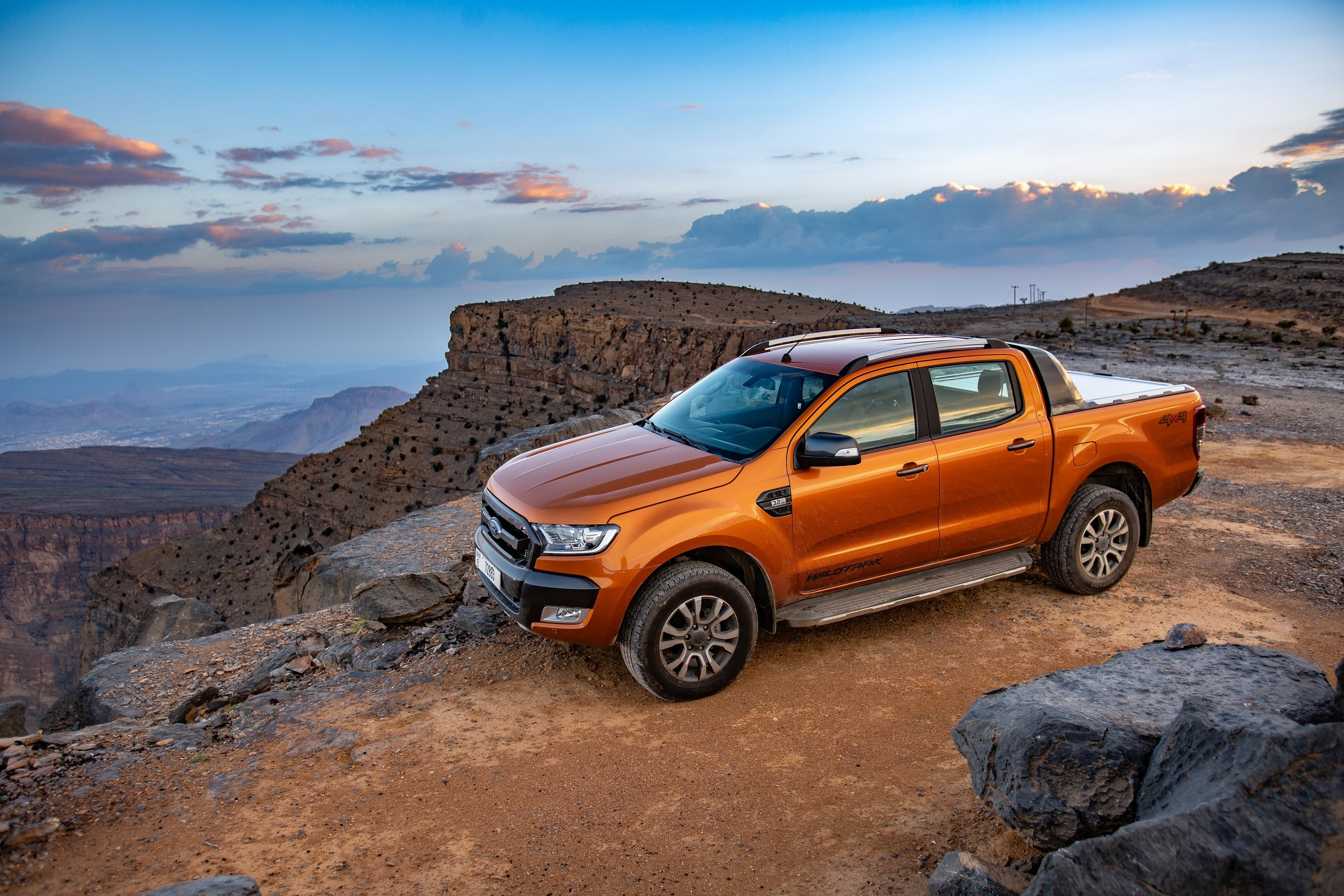 Built Ford Tough Ford Ranger Unlocks Access to the Great Outdoors With Electronic Shift-On-The-Fly 4x4, Locking Rear Differential and Impressive Off-Road Capability