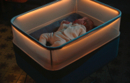 Ford Helps Design Clever Cot for Lulling Infant to Sleep