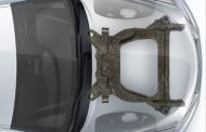 Ford Joins Hands with Magna to Work on carbon fiber subframe