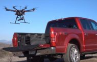 Ford Files Patent for Drone that can Supplement Sensors for Autonomous Cars