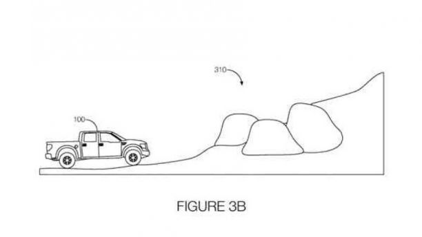 Ford Files Patent for Autonomous Off-road Vehicle Technology