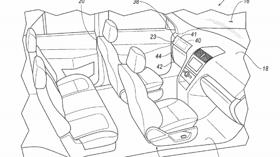 Ford Wins Patent for Removable Wheel and Pedals for Automated Cars