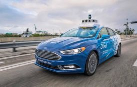 Ford Signs on with rideOS to Develop Routing Software for Self-Driving Vehicles