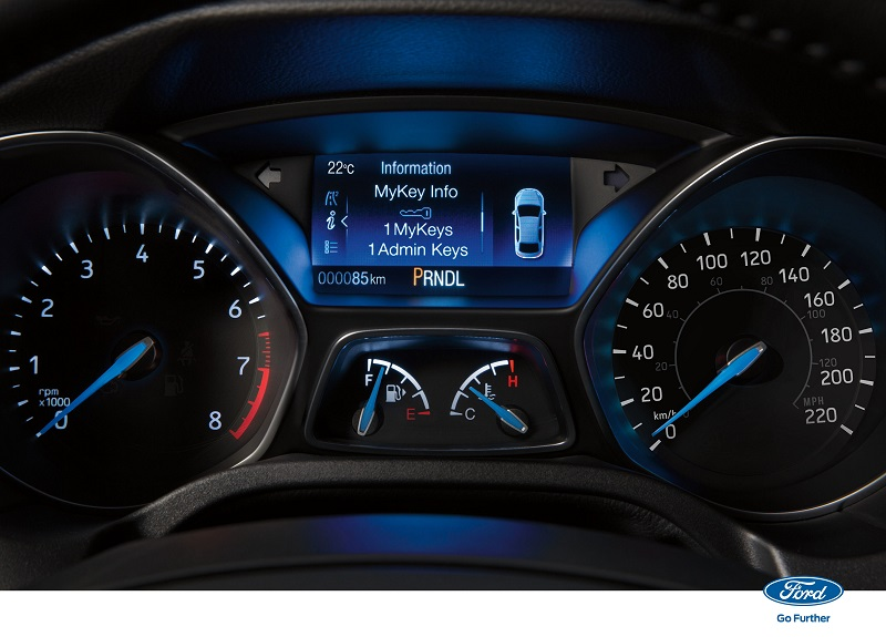 Ford Develops Technologies to Make Drivers Smarter and Safer on the Roads