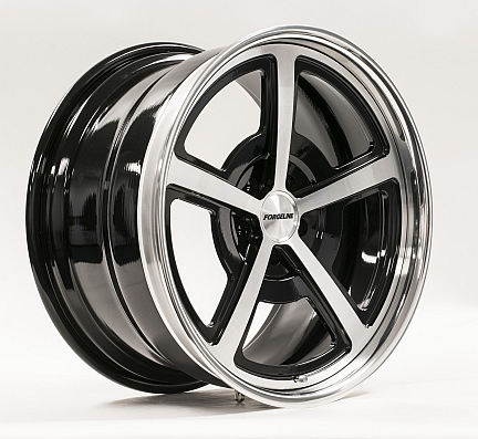 Forgeline Motorsports Forges New Wheel for Muscle Cars