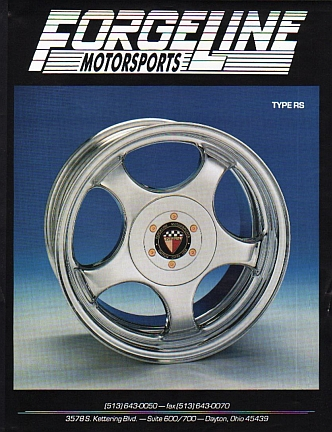 Forgeline Motorsports Marks 25th Anniversary