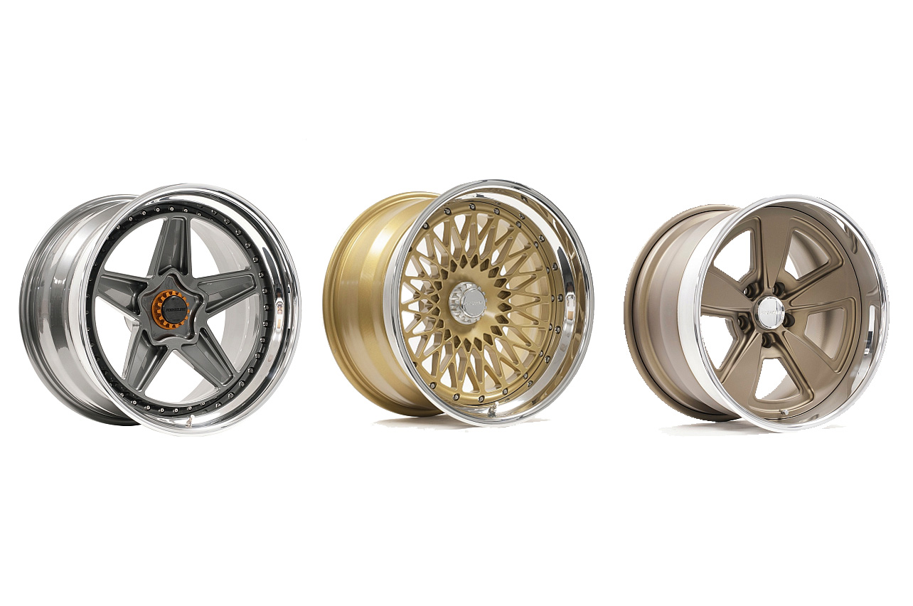 Forgeline Expands Heritage Series of Wheels