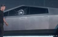 Unbrakeable Glass Shatters at Tesla Cybertruck Launch