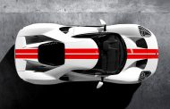 Ford Performance Will Extend Production of All-new Ford GT Supercar for Two More Years