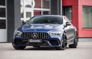 G-POWER GP 63 Bi-TURBO - Four-door high-performance coupé based on the AMG GT 63