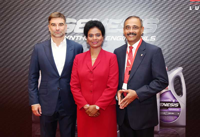 Lukoil Joins Hands with Al Habtoor Motors to Launch Genesis Range of Synthetic Automotive LubricantsThe company recently joined hands with Al Habtoor Motors to launch this range in the UAE.