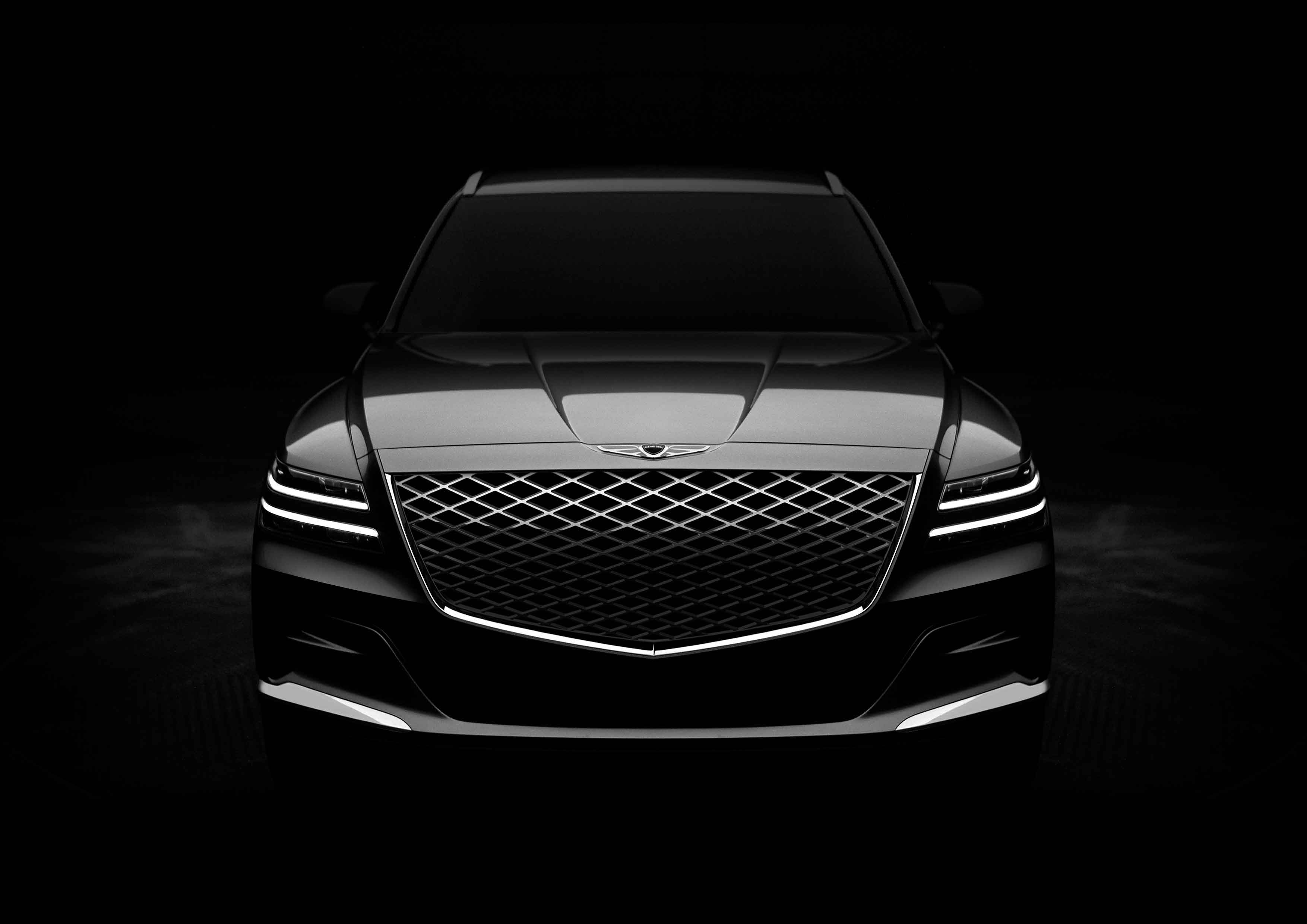 Genesis Luxury Flagship SUV, The Gv80, Prepares For Its Middle East & Africa Debut