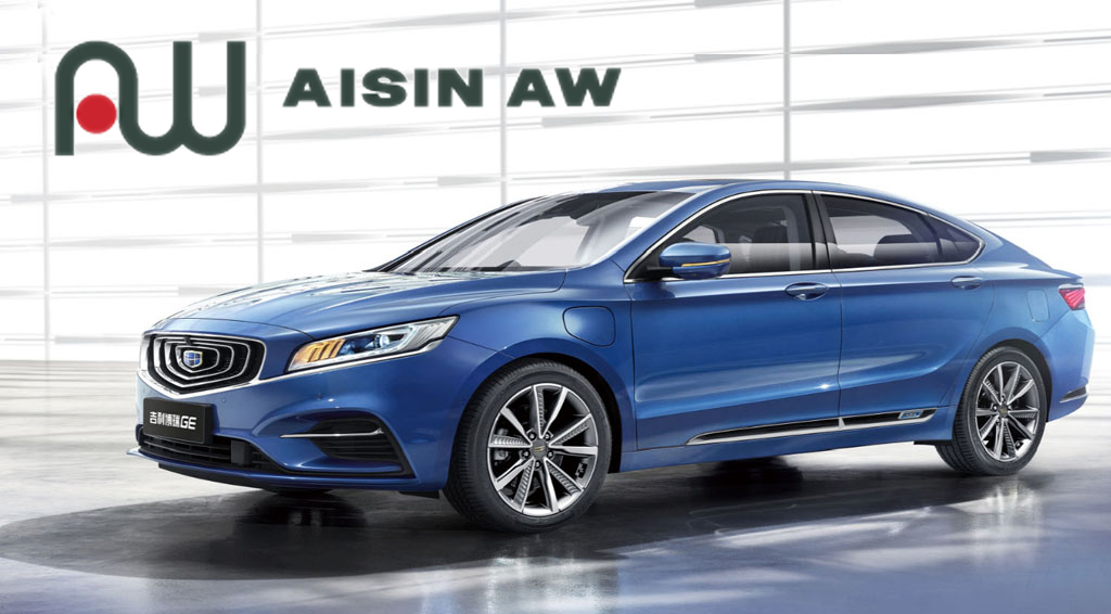 Geely to team up with Aisin for Production of Gearboxes