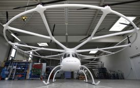 Geely Acquires Stake in Flying Car Startup Volocopter