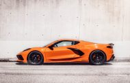 Corvette C8 complete optimization package for the mid-engine sportster