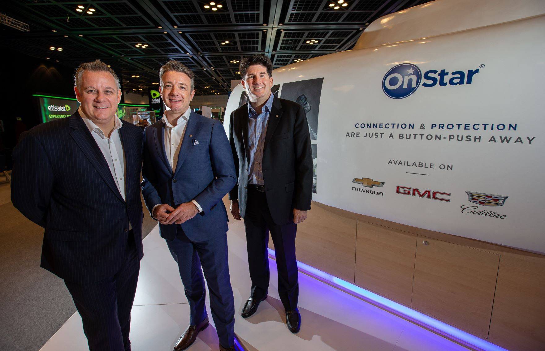 OnStar from General Motors to Arrive in the Middle East in 2020