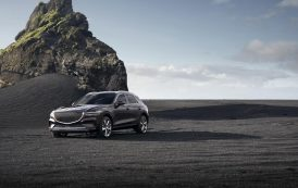 ATHLETIC GENESIS MIDSIZE URBAN SUV 'GENESIS GV70' MAKES ITS MIDDLE EAST & AFRICA DEBUT