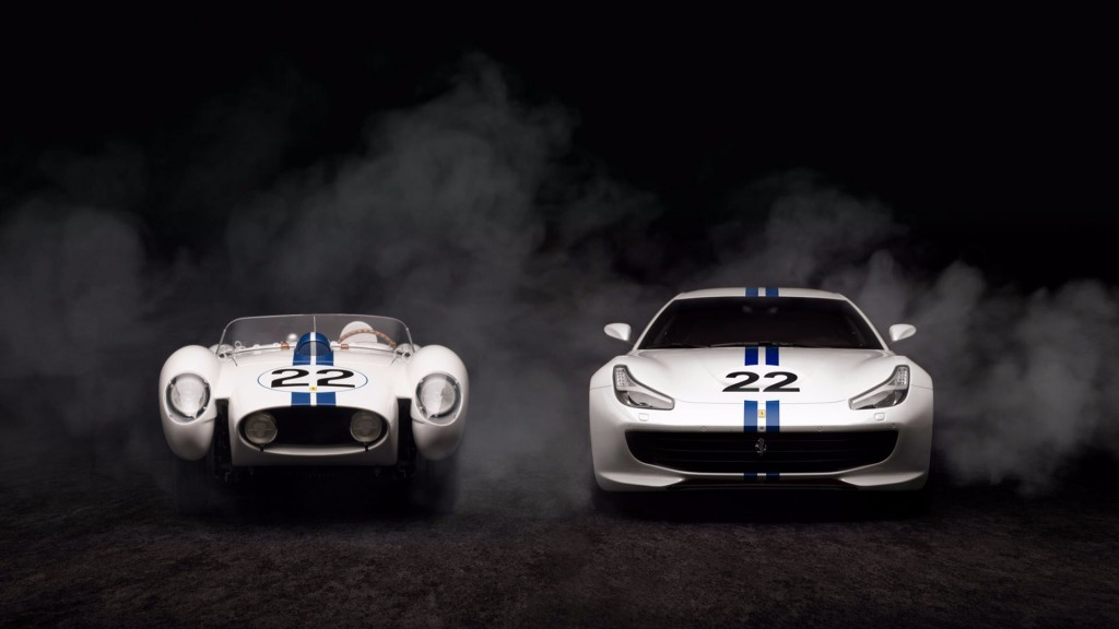 Get a Snapshot of Ferrari History with New Amalgam Collection