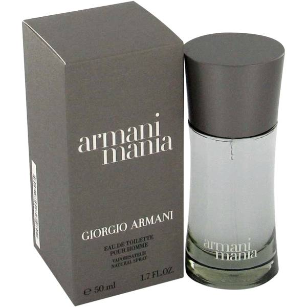 Giorgio Armani Beauty Mania for Men