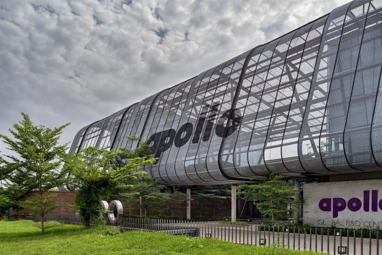 Apollos Asia R&D Center wins the NDTV Design & Architecture award 2016