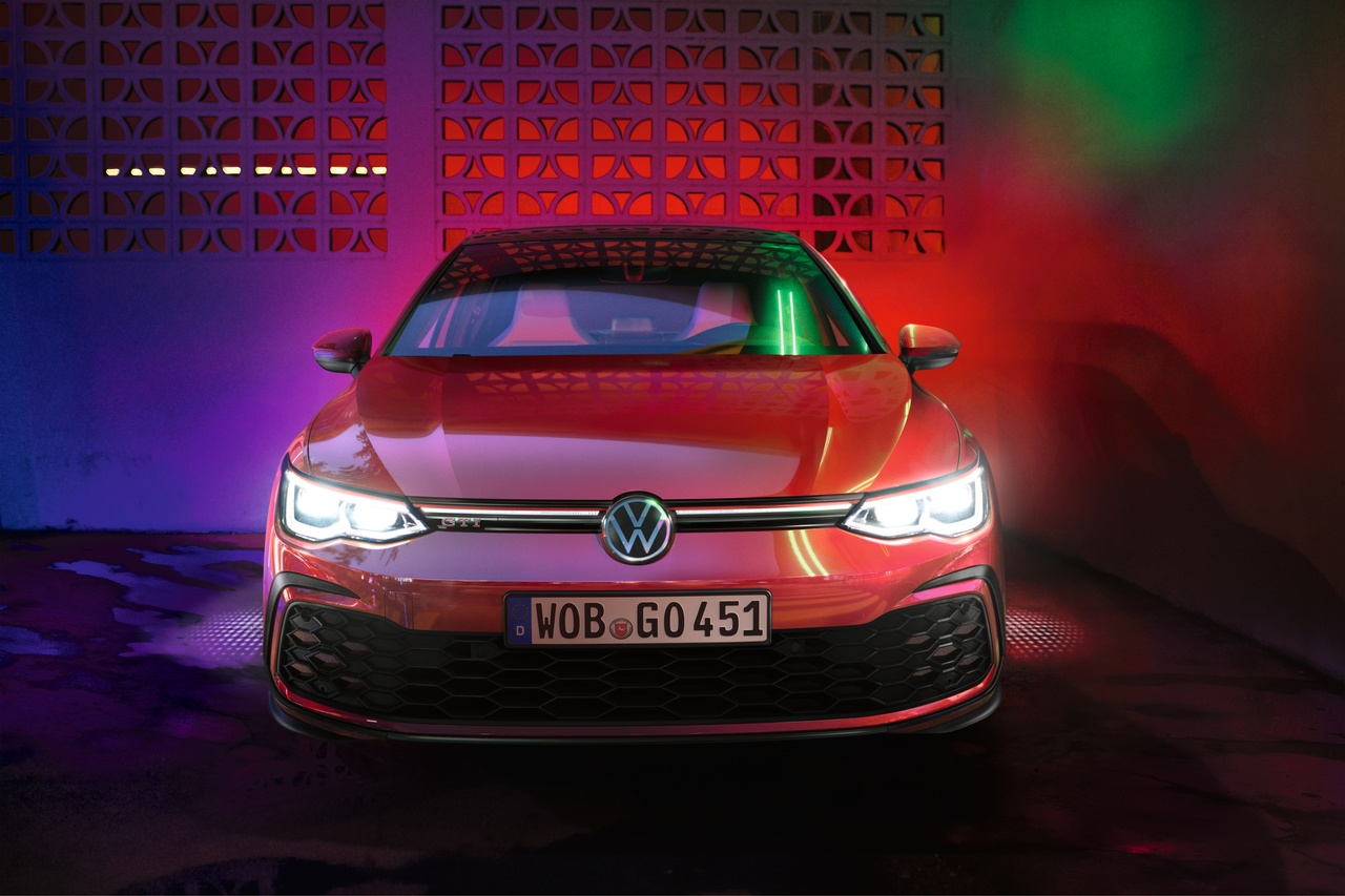 The new Volkswagen Golf GTI, Coming soon to the Middle East