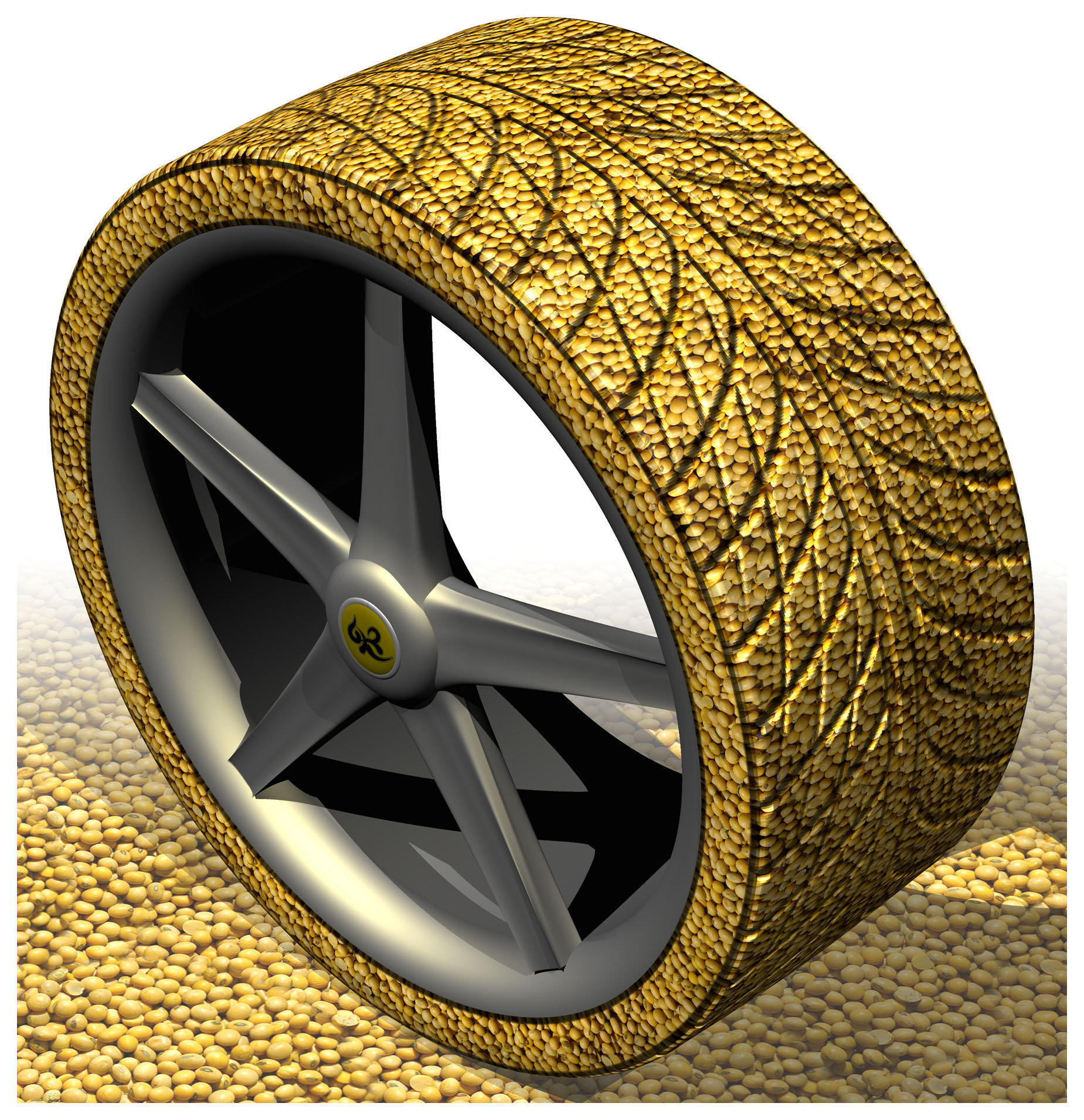 Goodyear to Enhance Tyre Performance with Use of Soybean oil-based rubber