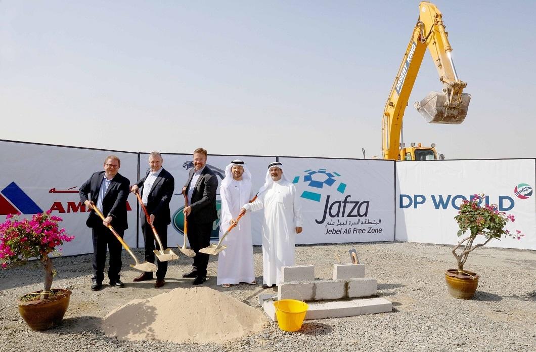 Jaguar Land Rover Announces Plans to Build Parts Distribution Center in Jebel Ali