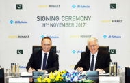 Al-Futtaim Renault Pakistan Completes Acquisition of Land for New Factory