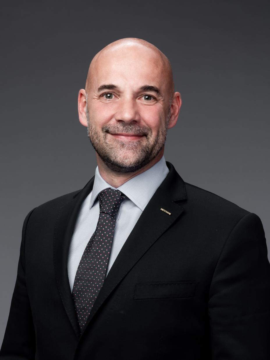 Nissan Appoints Guillaume Cartier as Chairman of AMI Region