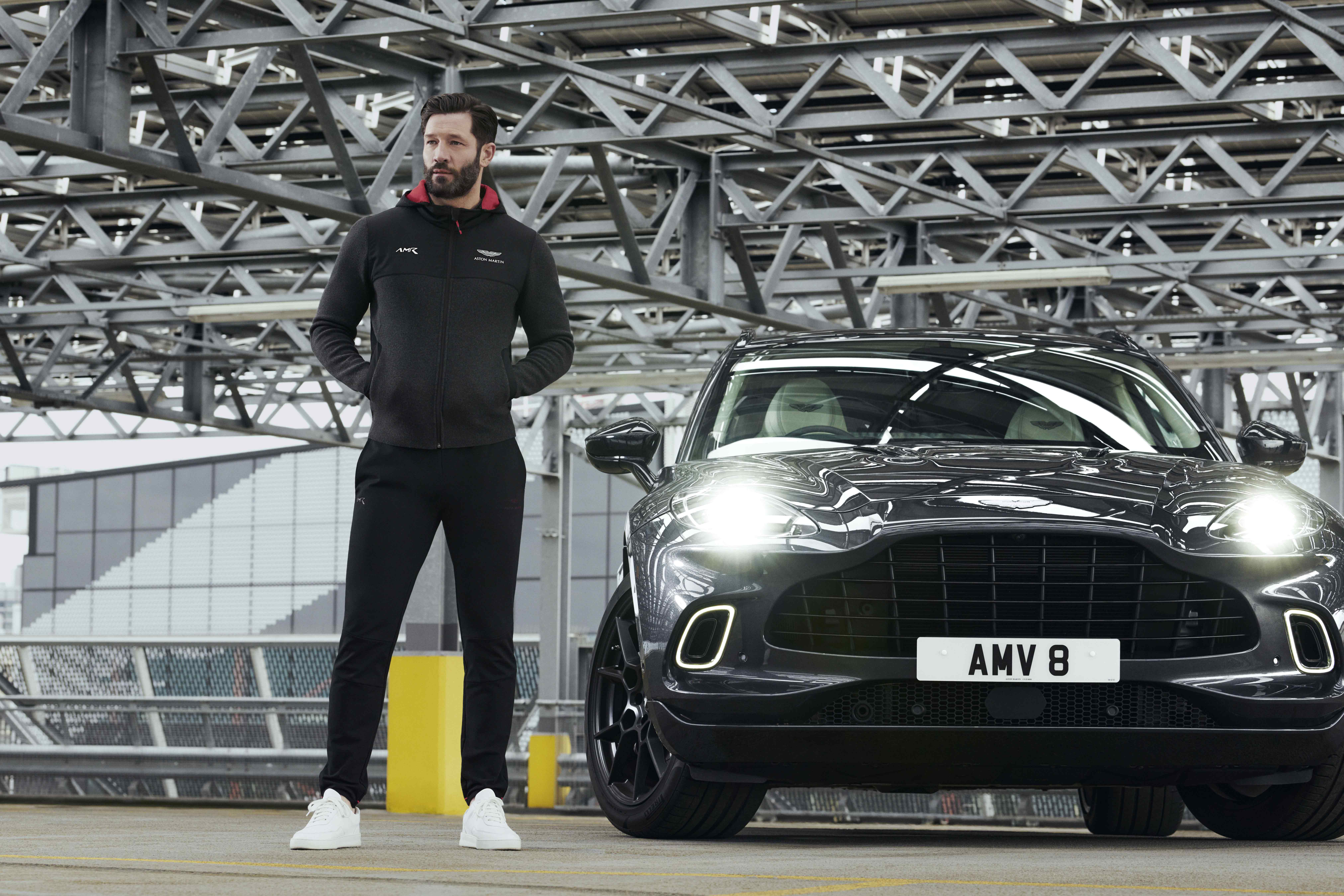 Hackett London renews long-term partnership with Aston Martin  and returns to Formula One