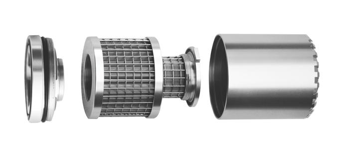 Hubb Wins IDEA Design Award for Performance Filter