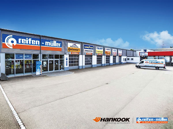 Hankook Tire Acquires Leading German Tire Distributor 'Reifen-Mueller'