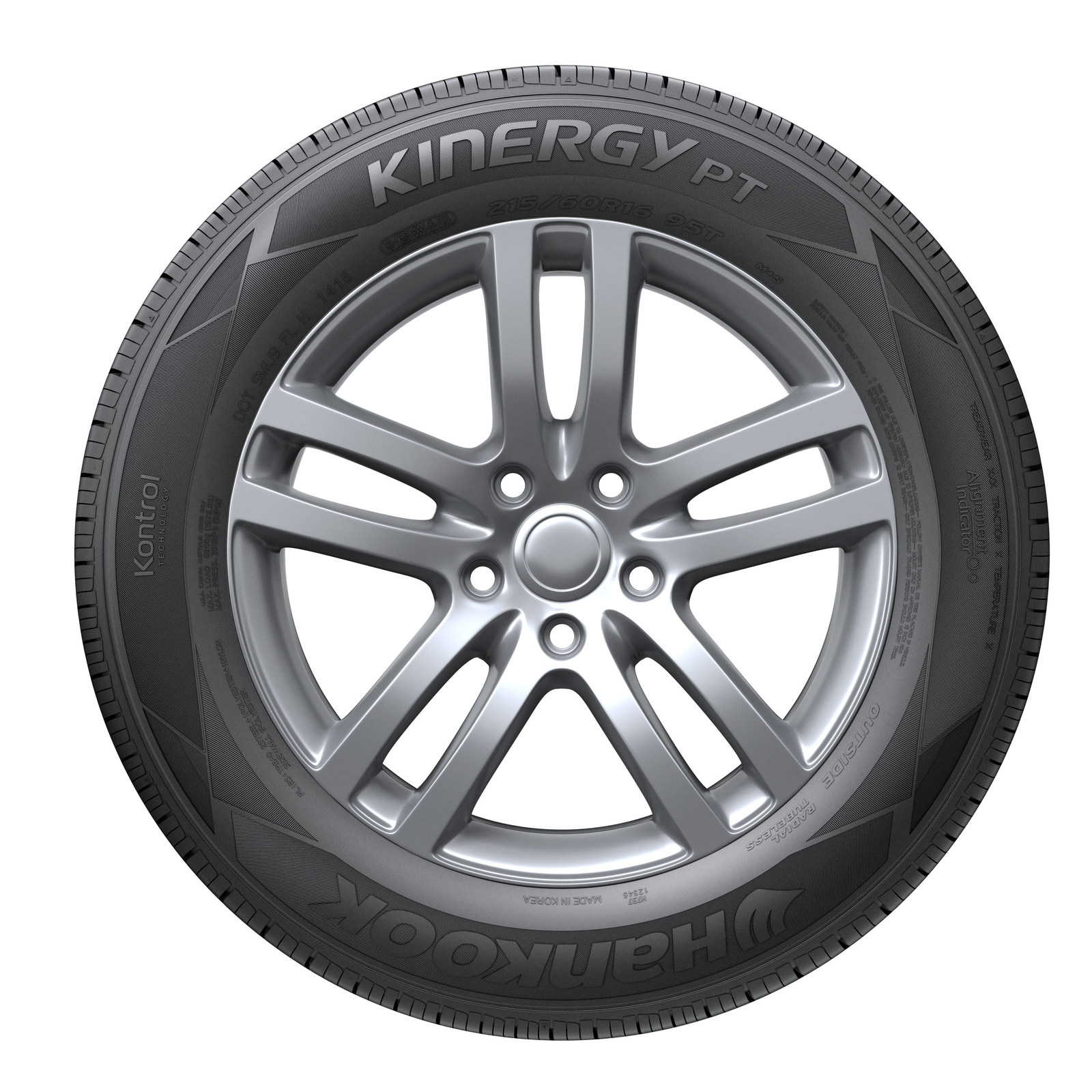Hankook Tire Debuts First Tyre Made in the US