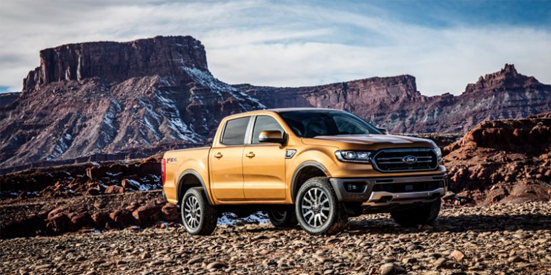 Hankook Tire Selected as OE on 2019 Ford Ranger