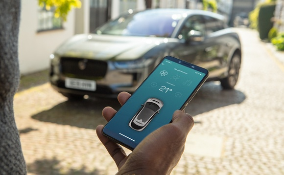 Jaguar Land Rover Backs New Electric Car Chauffeur Service