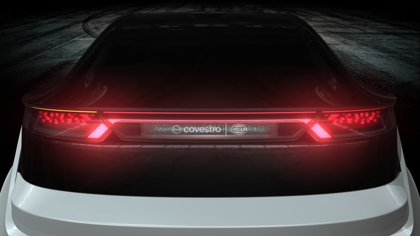 HELLA Teams up with Covestro to Develop Holographic Vehicle Lighting