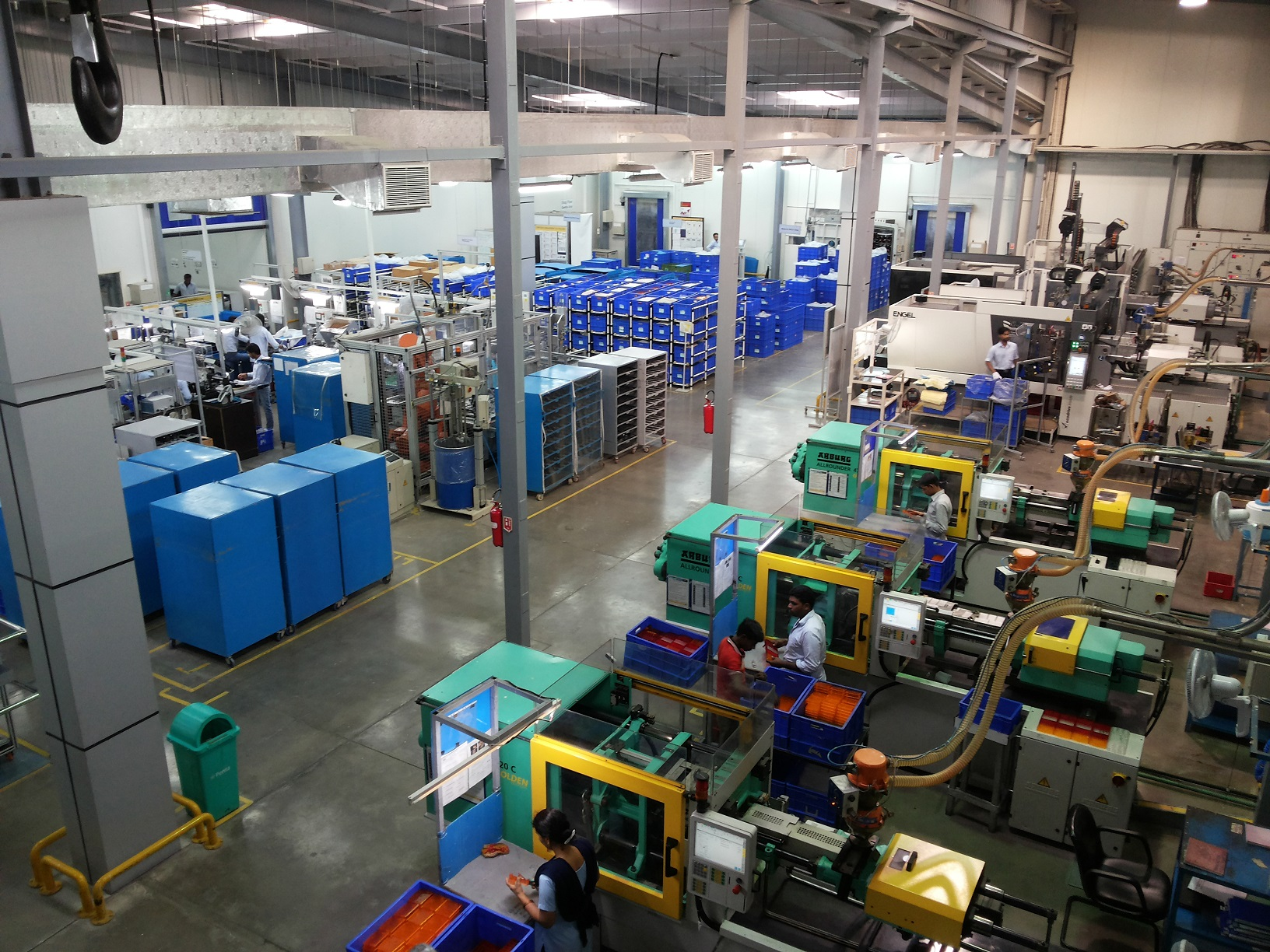 Hella Opens New Electronics Factory in India
