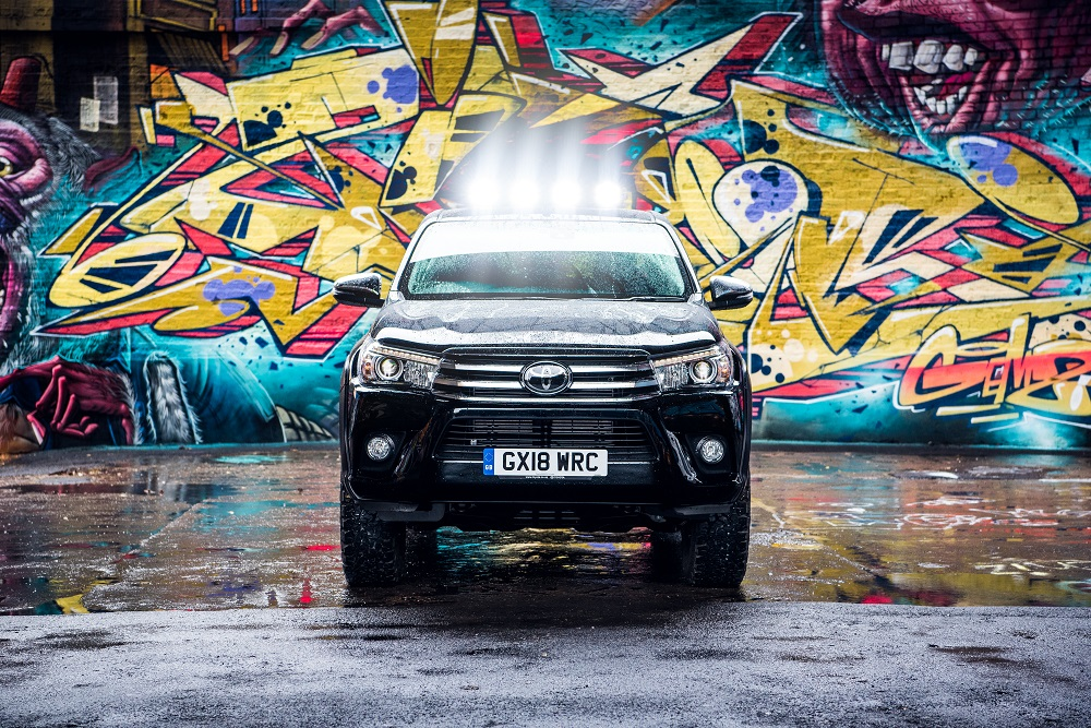 Toyota and Arctic Trucks Celebrate 50 Years of Partnership with Limited Edition Hilux Invincible 50 model
