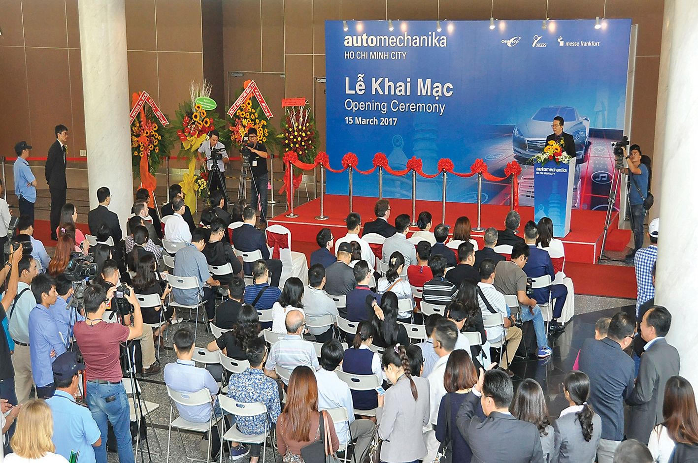 2018 Edition of Automechanika Ho Chi Minh City in April