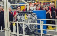 Factory in Holden Makes the Last Engine