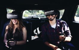 Holoride Showcases In-car VR Experience to the Public